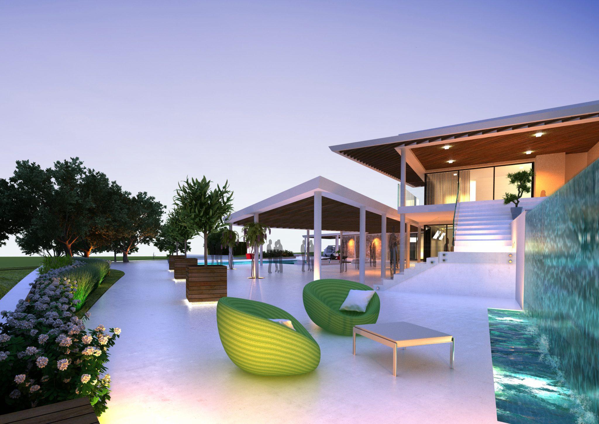 Ibiza residential